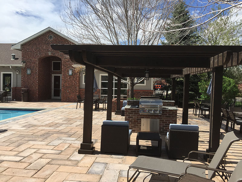 Outdoor Fire Pit, Fireplace, BBQ