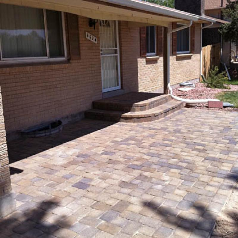 After Front Walkway
